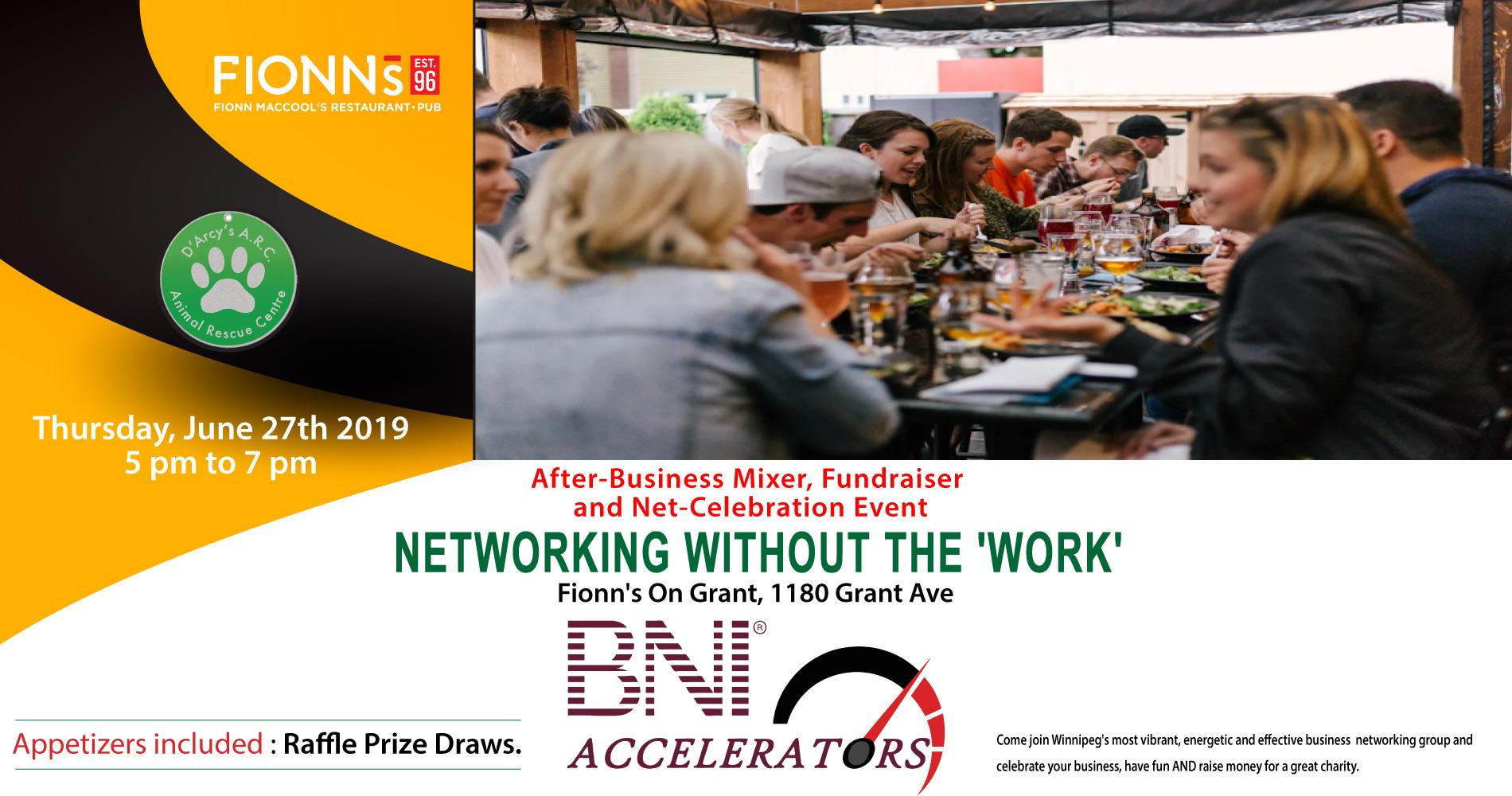 After-Business Mixer & Networking Event