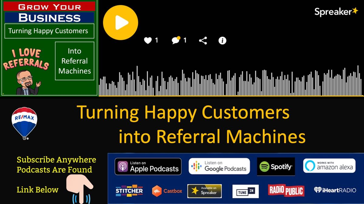 Happy Clients ???? Raving Fans ???? Referral Machines