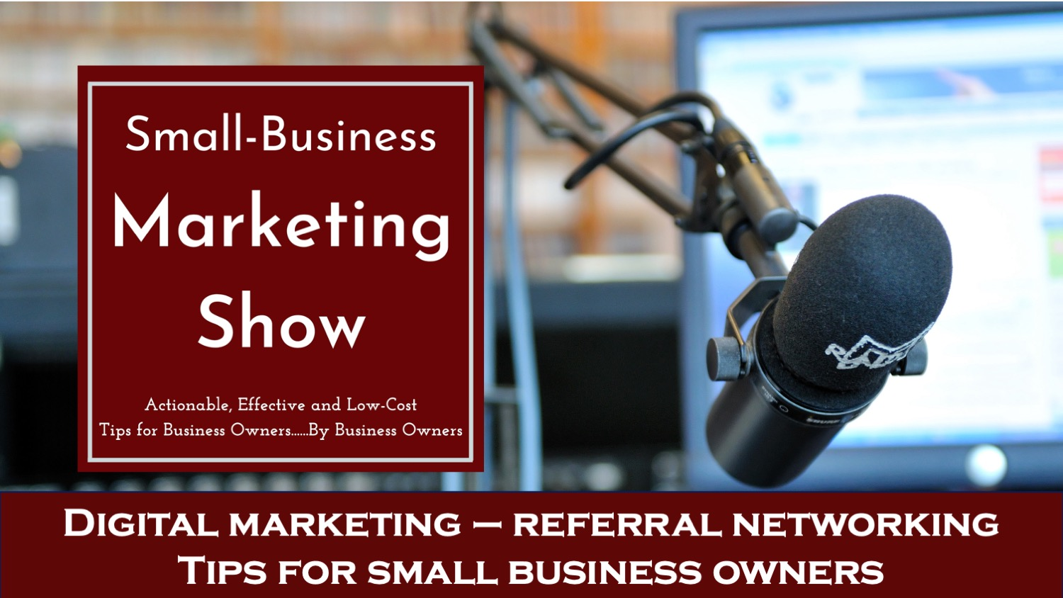 Small Business Marketing Show